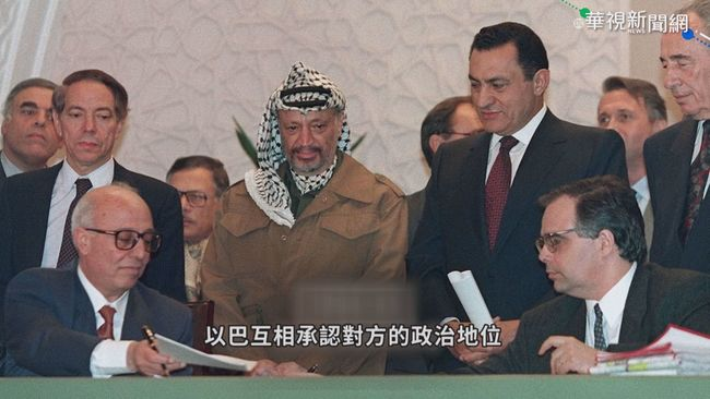 宗教差異.爭奪土地 以巴宿仇難解   華視新聞