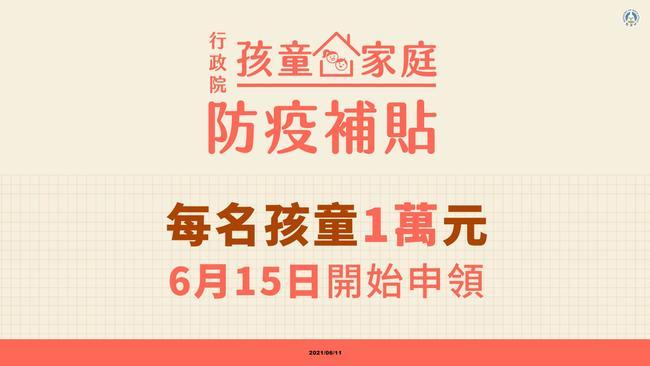 「孩童家庭防疫補貼」今開放申請!2方式快速掌握   華視新聞