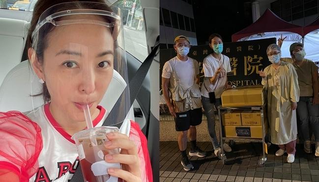賈永婕募捐342台救命神器 背後原因曝光! | 華視新聞
