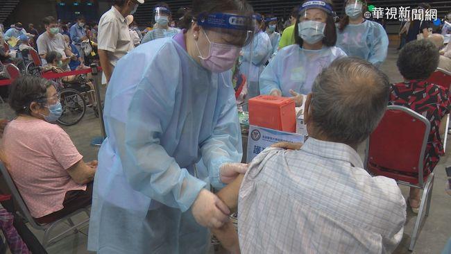 高雄87歲以上打疫苗 首日估1萬人接種   華視新聞