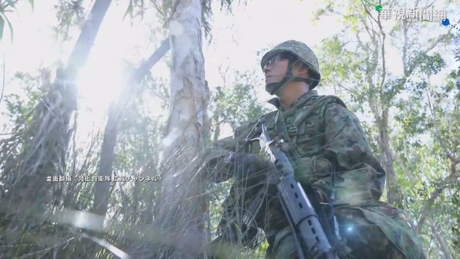 日防衛白皮書草案 首提台穩定重要性 | 華視新聞