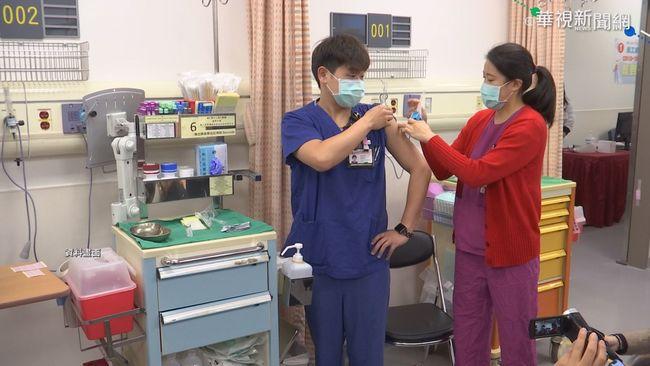 更新》醫籲「醫院實習生」列優先施打對象 教育部回應了 | 華視新聞