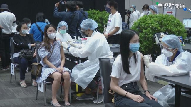 馬來西亞疫情嚴峻 美中日捐贈疫苗   華視新聞