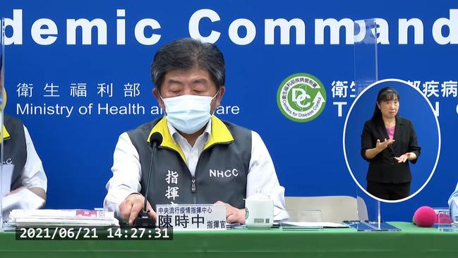 北市要幫北農4千人打疫苗 陳時中提醒這件事 | 華視新聞