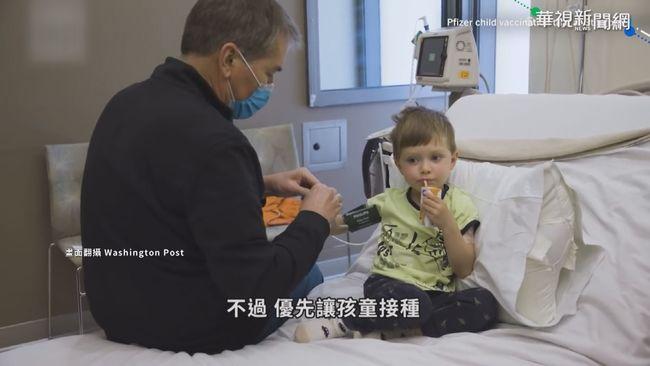 兒童確診數激增 施打疫苗引發論戰   華視新聞
