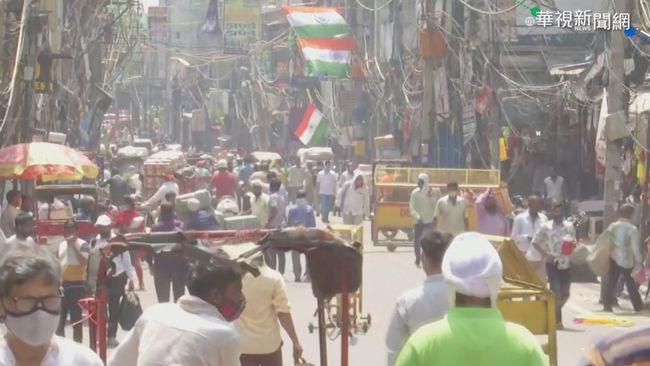 印度變種病毒肆虐英美 傳播快.適應力強 | 華視新聞