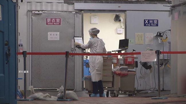 台大醫院12A病房2員工染疫 匡列48人 | 華視新聞