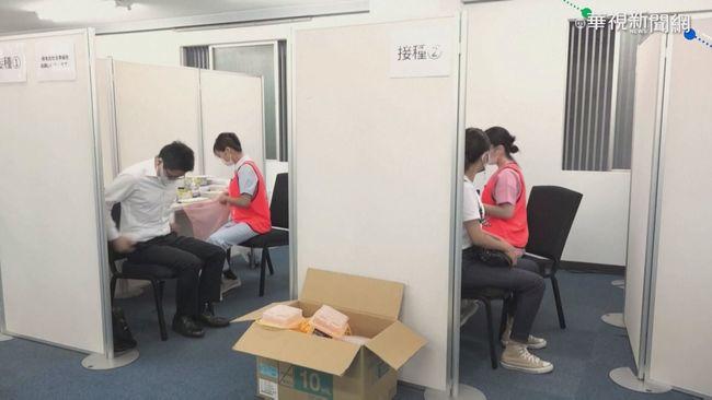 東京增619例 日本首見打莫德納死亡 | 華視新聞