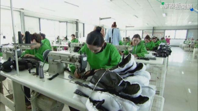 抵制新疆強迫勞動 拜登制裁5中國企業 | 華視新聞