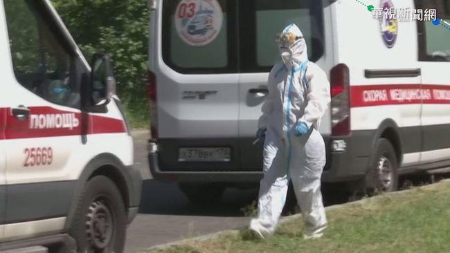 印度變種病毒來襲 莫斯科疫情創新高 | 華視新聞