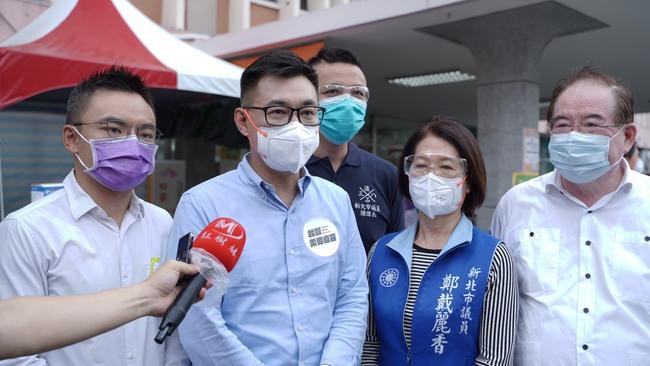 民間洽購BNT疫苗遭阻? 江啟臣:有需要會幫跟對岸溝通   華視新聞