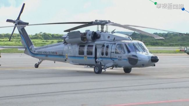 疑毒梟下手! 哥國總統座機空中遇襲 | 華視新聞