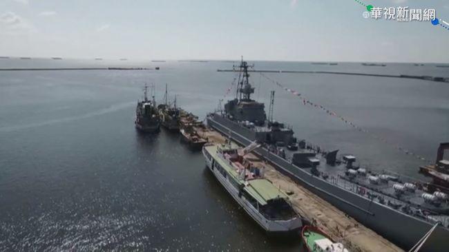 無視俄國抗議 烏克蘭聯合30國軍演! | 華視新聞
