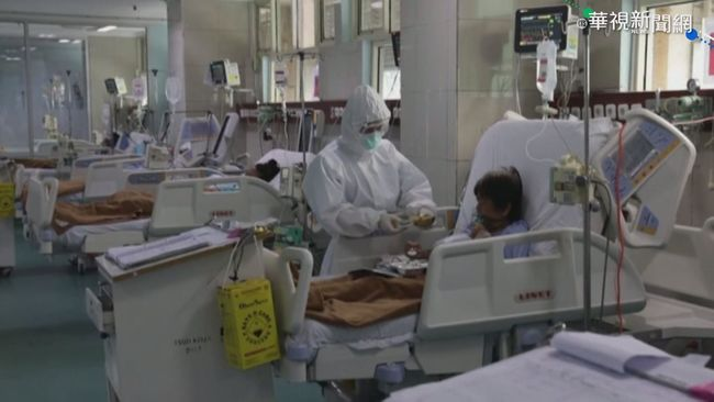 印度變種+齋戒月後 印尼連4日2萬人確診  | 華視新聞