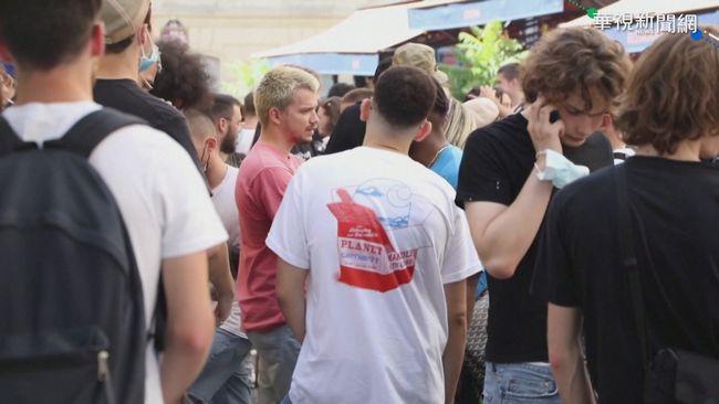 比利時專家示警 印變種經年輕人傳播 | 華視新聞