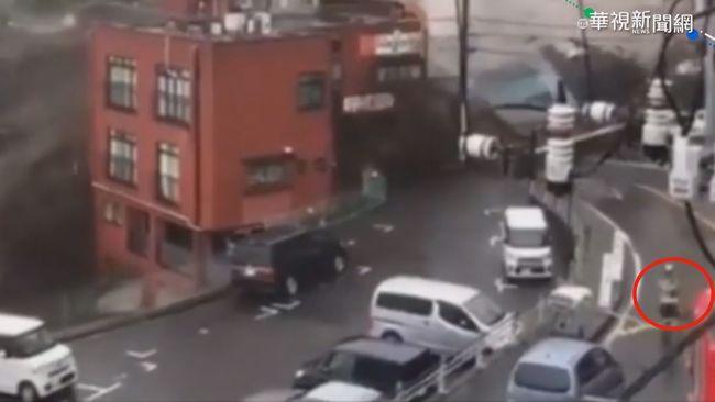 關東連日豪雨! 土石流沖毀房屋.汽車 | 華視新聞