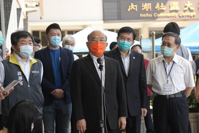 日再贈台113萬劑AZ疫苗 蔡總統、蘇揆致謝「友情的疫苗」 | 華視新聞
