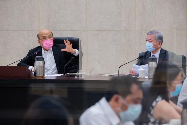 7/12降級?蘇貞昌「未鬆口」:視疫情適度調整 | 華視新聞