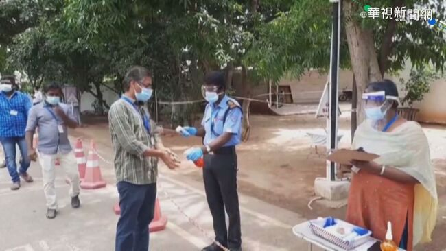 印度搶打潮!食鹽水假疫苗 騙逾2千人   華視新聞