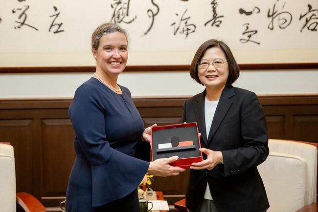 首位女性處長!美亞太副助卿孫曉雅接任AIT處長   華視新聞
