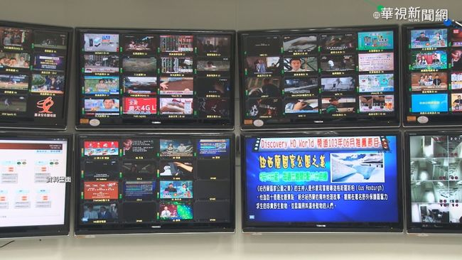 血腥暴力逾越分級 NCC裁處這些節目最高罰80萬   華視新聞