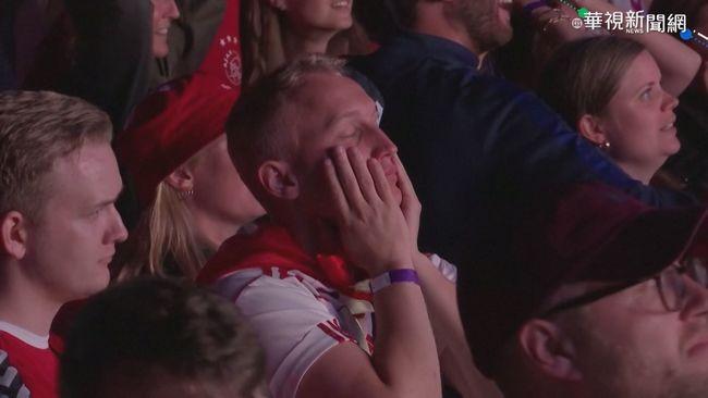 英格蘭宰丹麥闖冠軍戰 倫敦球迷狂歡   華視新聞