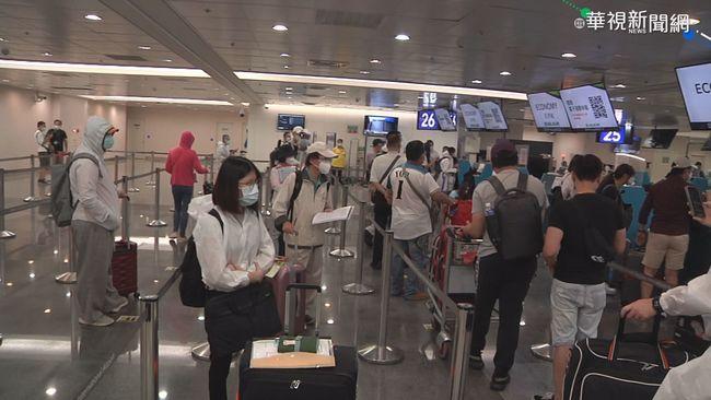 疫苗旅遊夯!關島觀光局:預估暑假2000名台灣旅客   華視新聞