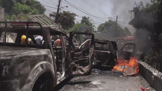 海地總統遭暗殺 至少28人參與.6落網 | 華視新聞