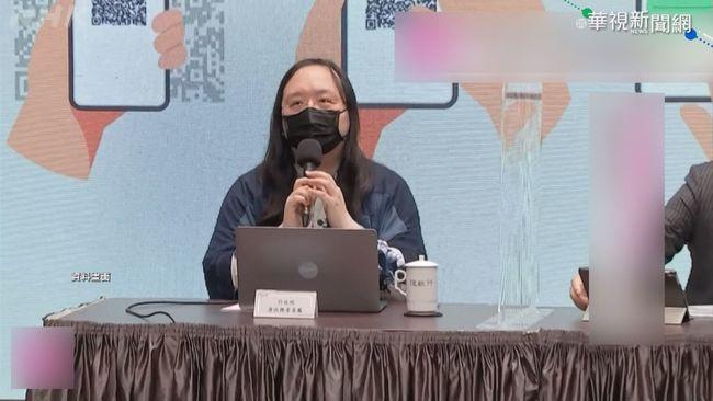 傳唐鳳代表台灣出席東奧? 行政院證實「是最佳人選」   華視新聞
