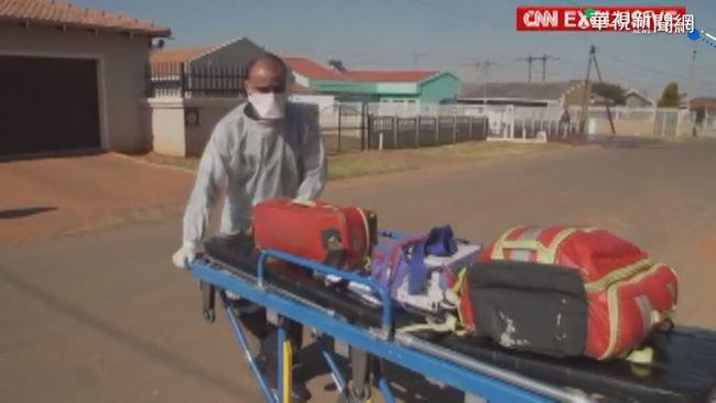 南非疫情嚴峻 約翰尼斯市市長染疫亡   華視新聞