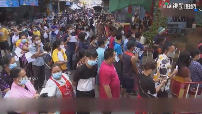 英.印變種病毒接連襲 泰國疫情難降溫 | 華視新聞