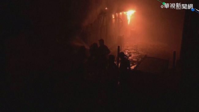 伊拉克新冠隔離病房火警 至少44死67傷 | 華視新聞