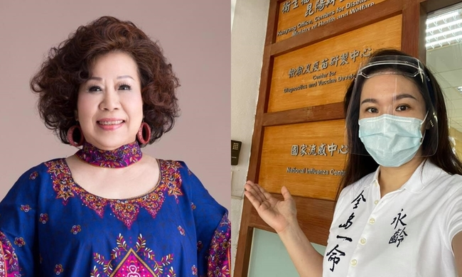 黃越綏稱遭鴻海、永齡員工辱罵 劉宥彤回擊:個人臆測   華視新聞