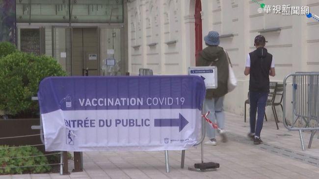法國確診激增 67%染印度變種病毒   華視新聞