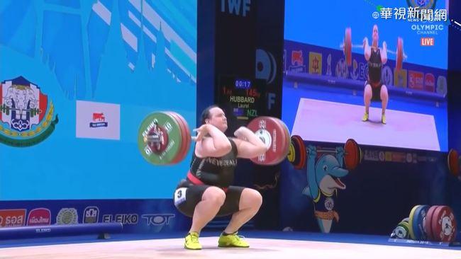 首例!紐跨性別選手 參加東奧女子舉重 | 華視新聞