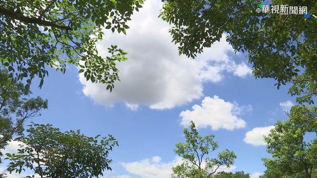 各地多雲到晴!中南部山區留意午後雷陣雨 | 華視新聞