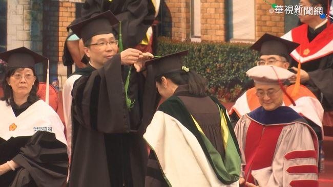 畢業證書數位化 教育部:明年至少15校參與計畫   華視新聞