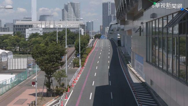 確保交通順暢 東奧專用道正式啟用   華視新聞