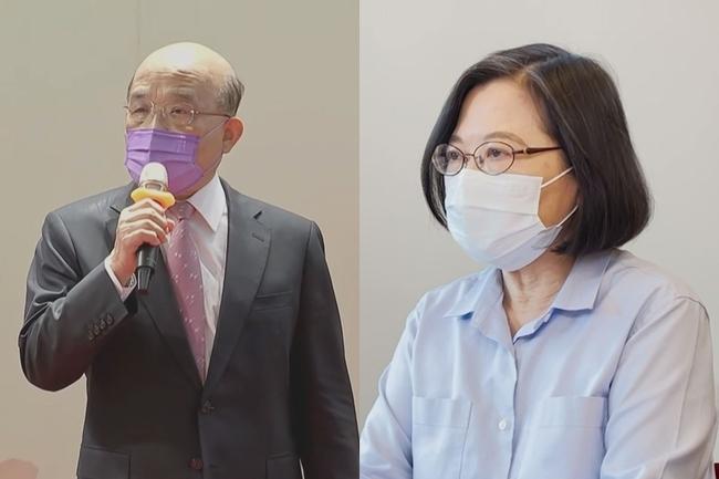讓國手搭經濟艙挨轟 蔡英文、蘇貞昌道歉了   華視新聞
