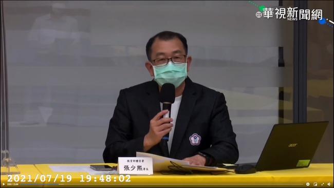 經濟艙風波!體育署長張少熙請辭 教育部證實了 | 華視新聞