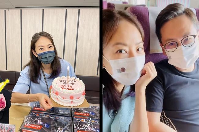 賈永婕向老公要生日禮! 「8人座休旅車」用途超感人   華視新聞