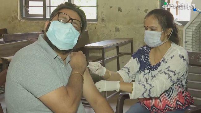 全球第3慘 美智庫:印度400萬人染疫死 | 華視新聞