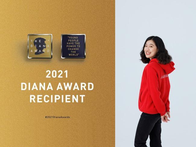 台灣第一人!募衛生棉助貧困少女 林薇獲英版諾貝爾獎 | 華視新聞