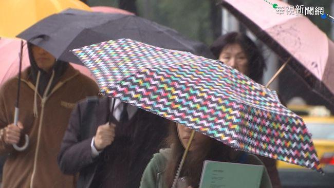 烟花颱風影響 新竹縣宣布14國中、小停課 | 華視新聞