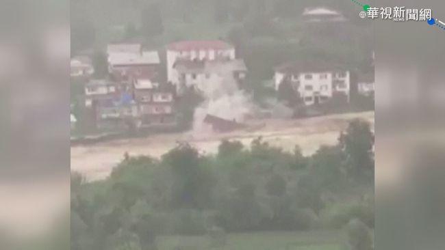土國暴雨溪水上漲 造成至少6死.2失蹤   華視新聞