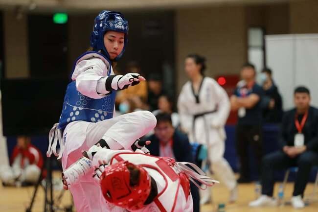 跆拳道女將羅嘉翎勇奪銅牌!初登奧運創隊史最年輕紀錄   華視新聞