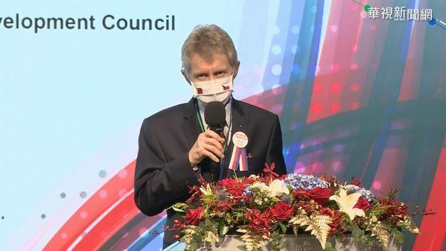 歐盟第3國!捷克將贈台3萬劑疫苗 外交部:患難見真情   華視新聞