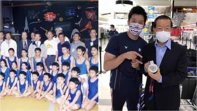 謝長廷曝15年前同框李智凱照片 網驚:教練凍齡 | 華視新聞