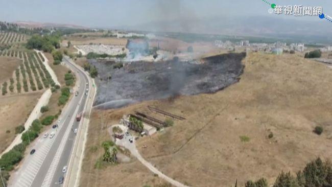 以色列控遭黎巴嫩空襲 幸無人傷亡 | 華視新聞