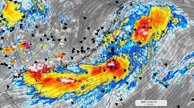 熱低壓逐漸遠離!氣象局示警:可能再增強為輕颱   華視新聞